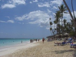 Playa Bavaro beim Grand Palladium Bavaro